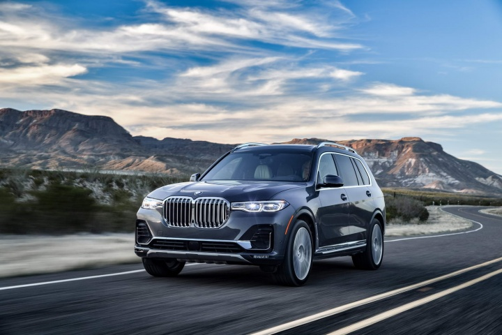 Uber Car Seat >> BMW X7 xDrive40i (2019) | Reviews | Complete Car