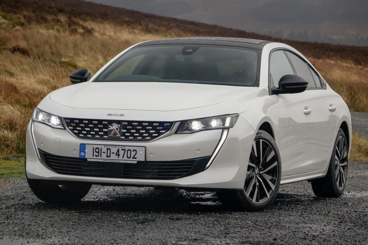 Peugeot 508 1.5 BlueHDi GT Line (2019) | Reviews ...