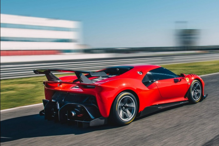 Toyota Company Latest Models >> Ferrari reveals spectacular P80/C one-off - car and motoring news by CompleteCar.ie