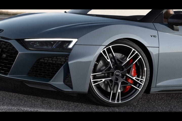 Audi R8 V10 Performance Spyder 2019 Reviews Complete Car