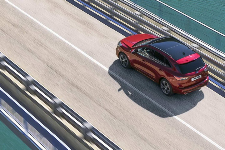 New Ford Kuga: full pictures, details and specs