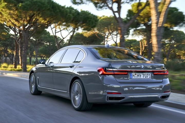 BMW 750Li xDrive (2019)   Reviews   Complete Car