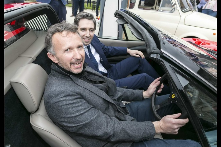 High-end electric cars to be produced in Ireland