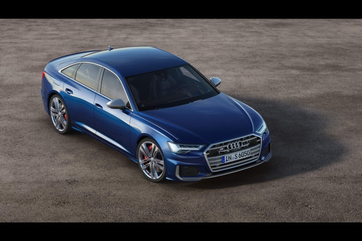 Audi reveals new diesel S6