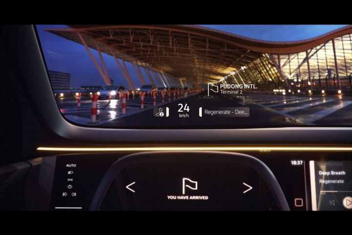 Volkswagen ID Roomzz stars in Shanghai - car and motoring news by CompleteCar.ie