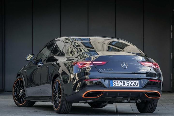 Mercedes Benz Cla 250 4matic Petrol 2019 Reviews