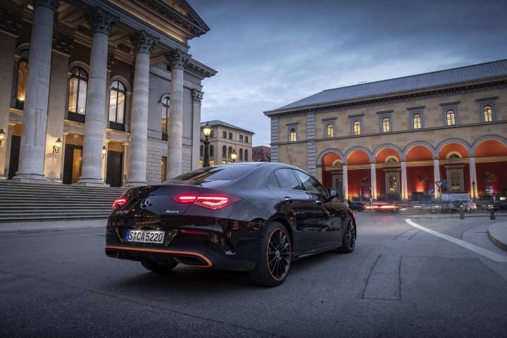 Mercedes-Benz CLA 250 4Matic petrol (2019) | Reviews