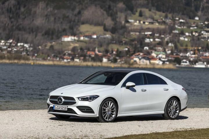 Mercedes-Benz CLA 180 d diesel (2019) | Reviews | Complete Car