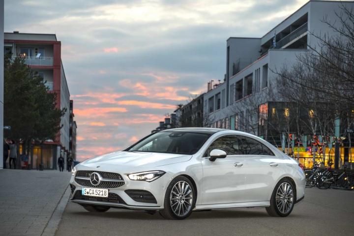 Mercedes-Benz CLA 180 d diesel (2019)   Reviews   Complete Car