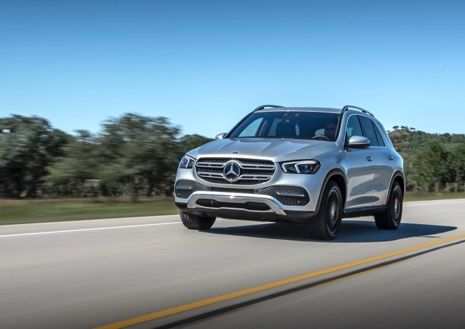 New Mercedes GLE launched in Ireland