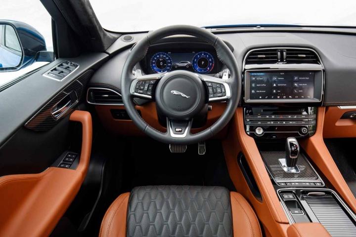 Jaguar F Pace Svr 2019 Reviews Complete Car