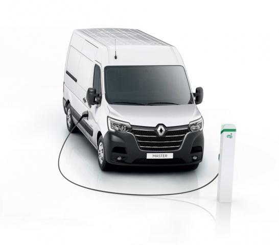 Renault Gears Up New Van Models