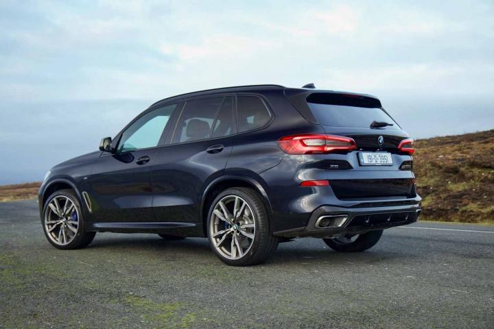 BMW X5 M50d diesel (2019)   Reviews   Complete Car