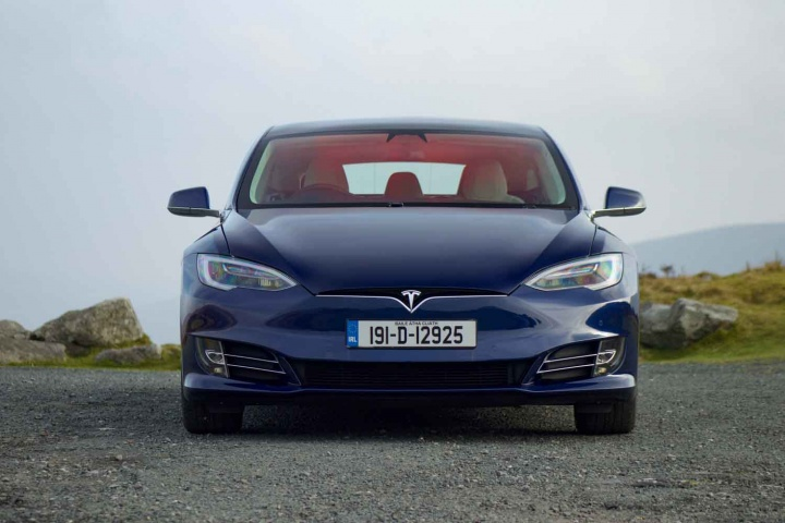 Tesla Model S 100D Long Range (2019)
