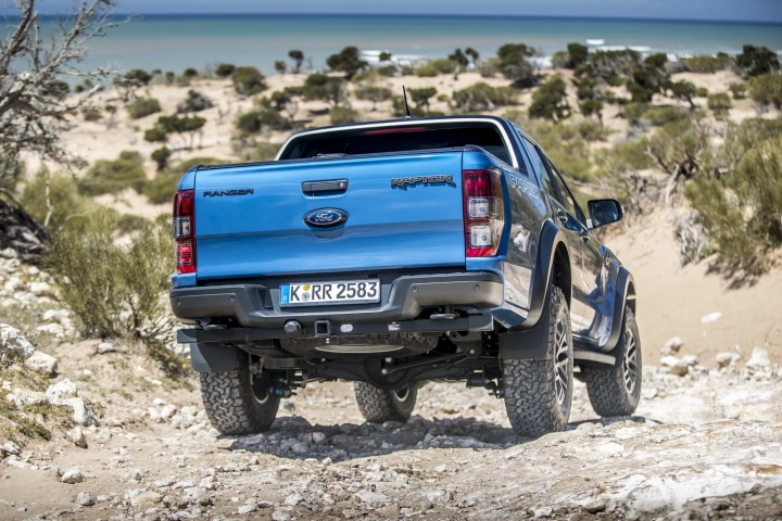 ford ranger raptor diesel  reviews complete car