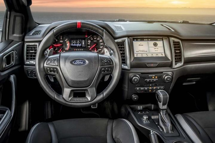 Ford Raptor Interior >> Ford Ranger Raptor Diesel 2019 Reviews Complete Car