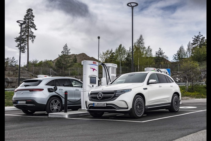 Mercedes-Benz EQC 400 4Matic (2019)