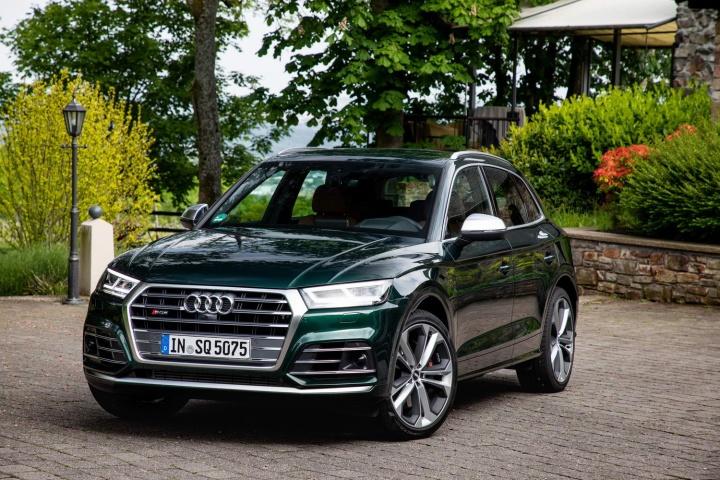 Audi SQ5 TDI (2019) | Reviews | Complete Car