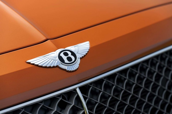 Bentley Bentayga Speed (2019)