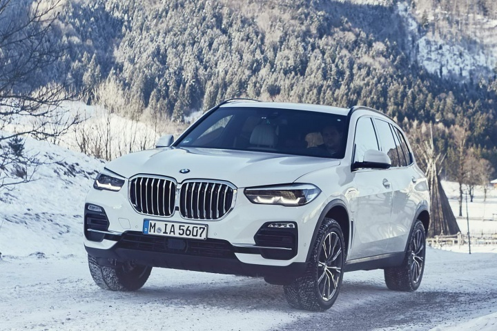Bmw X5 Xdrive45e Phev 2019 Pre Production Reviews Complete Car