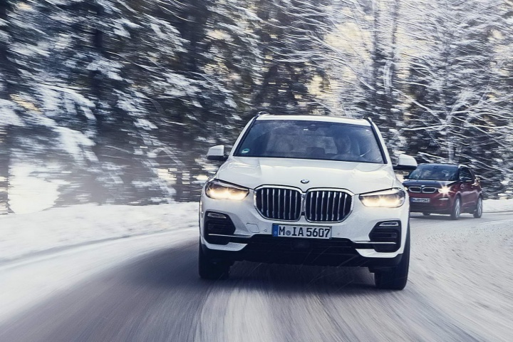 BMW X5 xDrive45e PHEV (2019 pre-production)