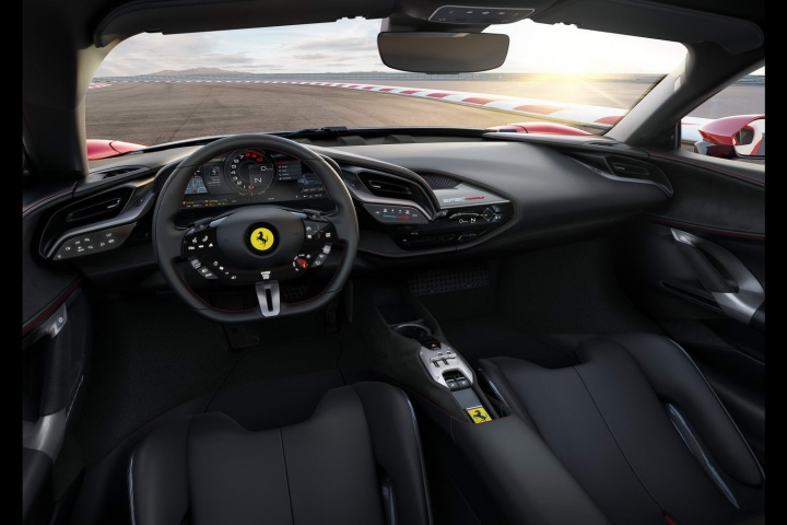 Ferrari unveils incredible SF90 Stradale