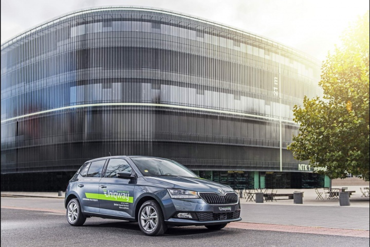 Skoda Develops Car Share Service For Students