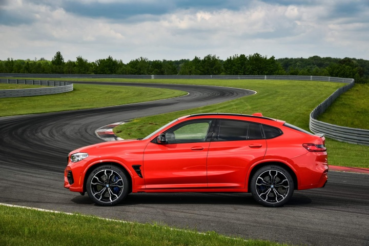 Bmw X4 M 2020 Reviews Test Drives Complete Car
