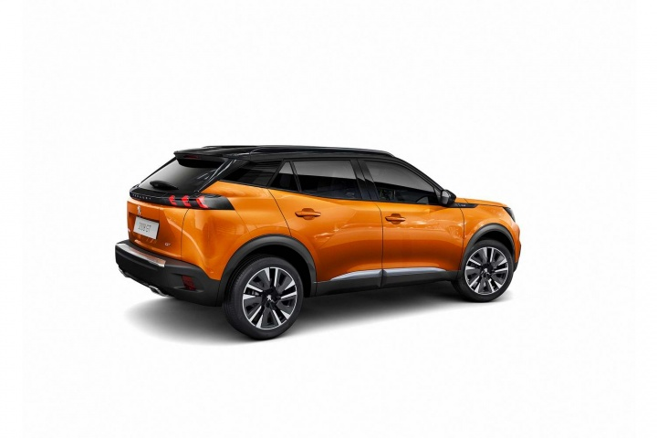 New Peugeot 2008 gets electric version - car and motoring ...