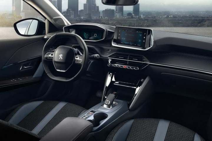 Lexus Electric Car >> New Peugeot 2008 gets electric version - car and motoring ...