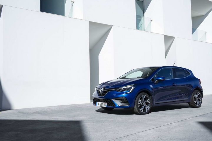 Renault Clio RS-Line TCe 130 (2020)
