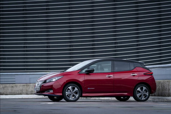 Nissan Leaf 62kWh (2019) review