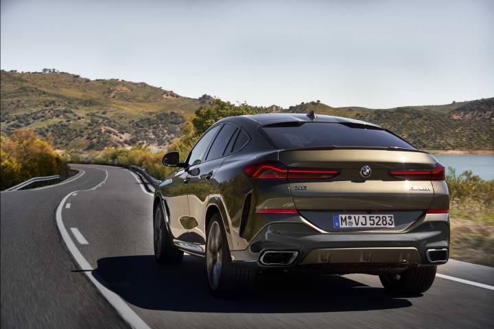 BMW goes big for 2020 X6 - car and motoring news by ...