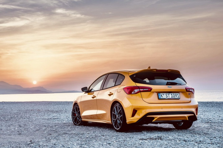 Ford Focus ST hatchback (2020)