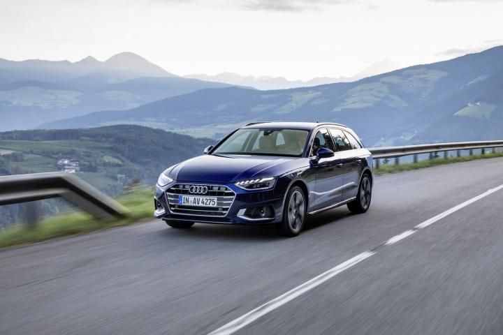 Audi A4 Avant 35 TDI diesel (2020) | Reviews | Complete Car