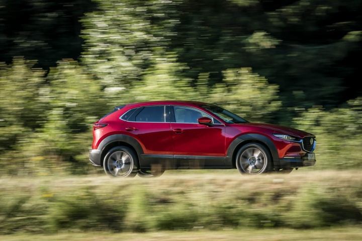 mazda cx   pre production reviews complete car