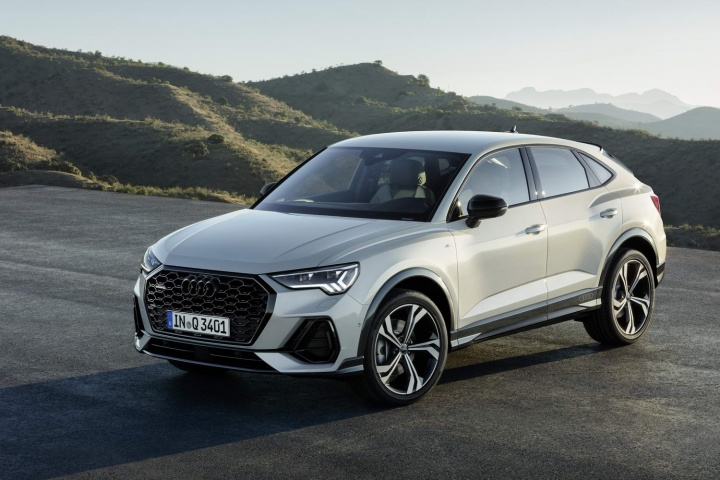 Audi Reveals Q3 Sportback Suv Coupe Car And Motoring