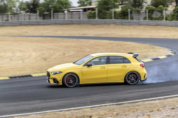 Mercedes-AMG A 45 S 4Matic+ (2020) | Reviews | Complete Car