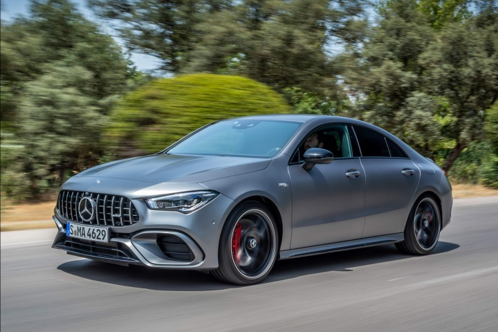 Mercedes Amg Cla 45 S 4matic 2020 Reviews Complete Car