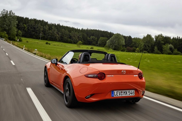 Mazda MX-5 30th Anniversary Edition (2019)