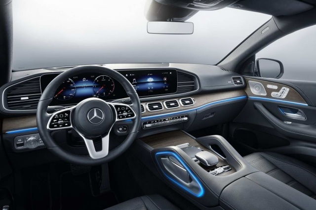 New Mercedes Gle Coupe Unveiled Car And Motoring News By