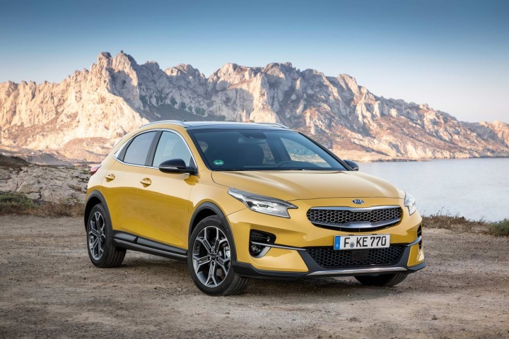 Kia XCeed 1.6 CRDi diesel (2020) | Reviews | Complete Car