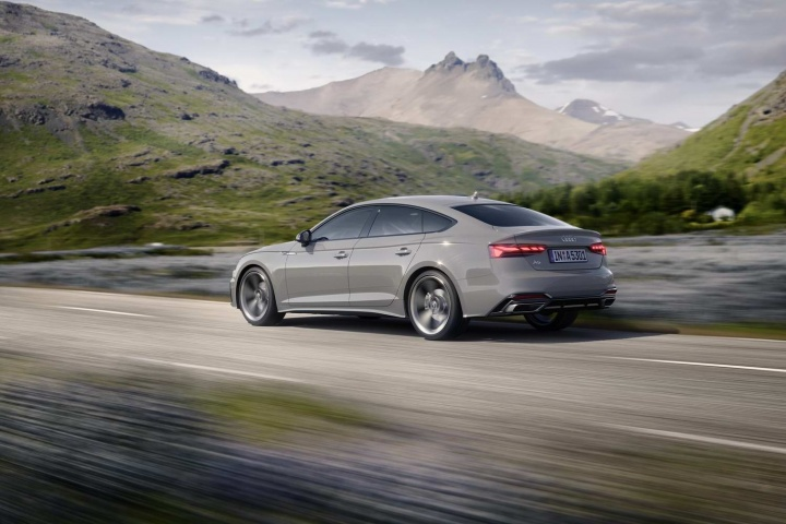 Audi revamps A5 line-up for 2020