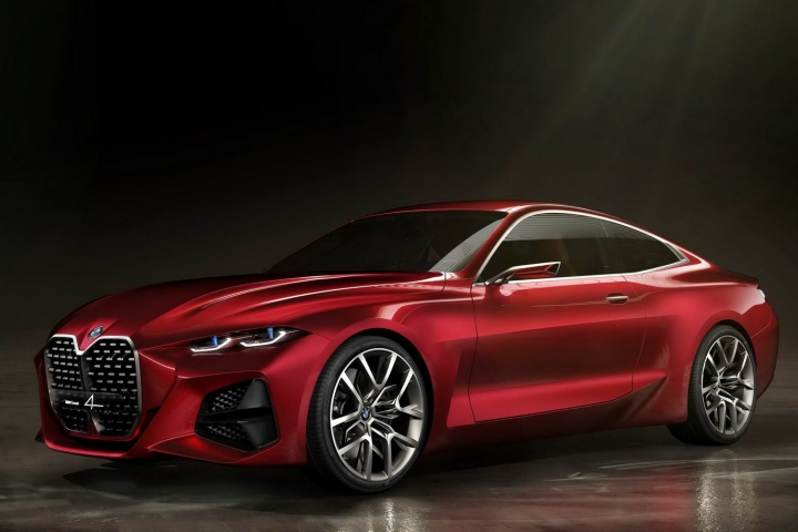 bmw concept previews 2020 4 series car and motoring news by