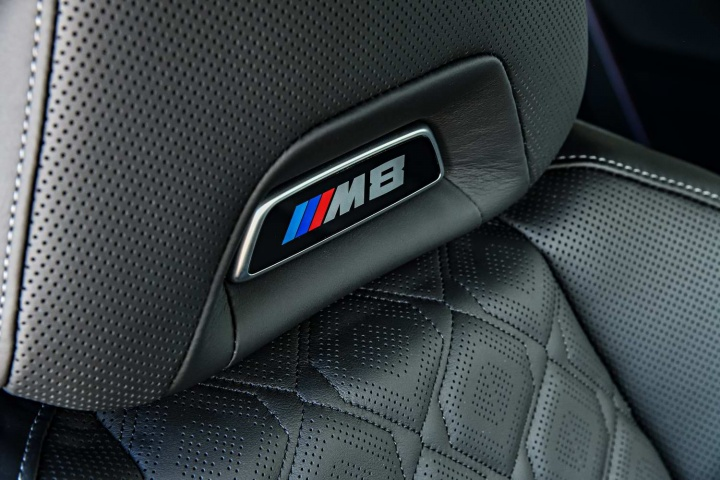 BMW M8 Coupe (2020)
