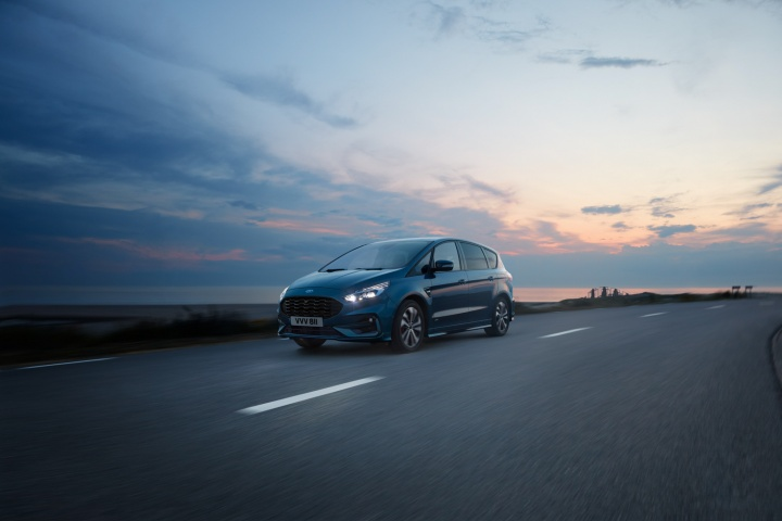 Ford upgrades S-Max and Galaxy