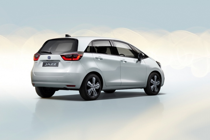 All-new Honda Jazz becomes a hybrid