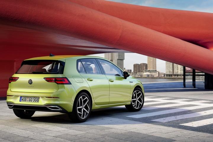 2020 volkswagen golf 8 tech details specs pics car. Black Bedroom Furniture Sets. Home Design Ideas