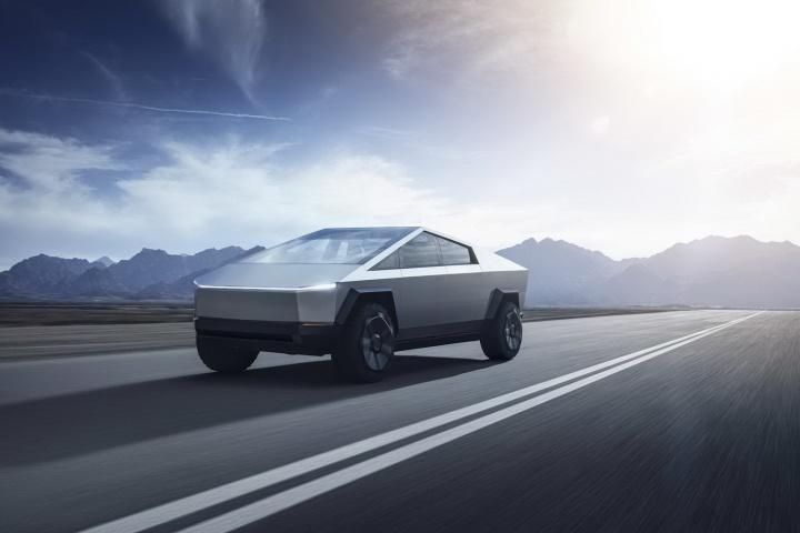 Tesla reveals radical Cybertruck - car and motoring news ...