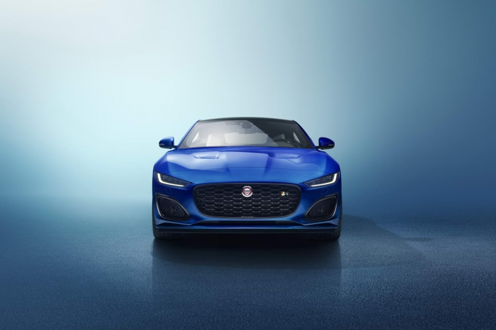 sharp new look for 2020 jaguar f-type - car and motoring